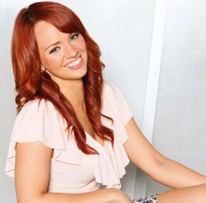 Redhead is so Cute