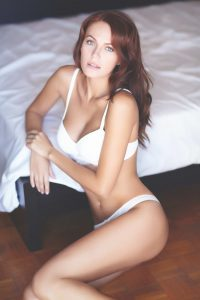 Sexy Bust Redhead - XLondonEscorts